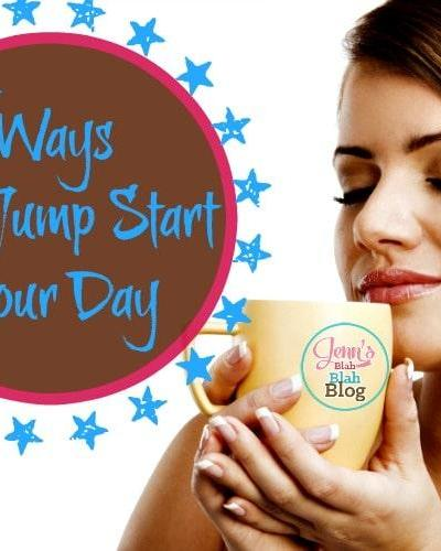 7 Ways to Jump Start Your Day