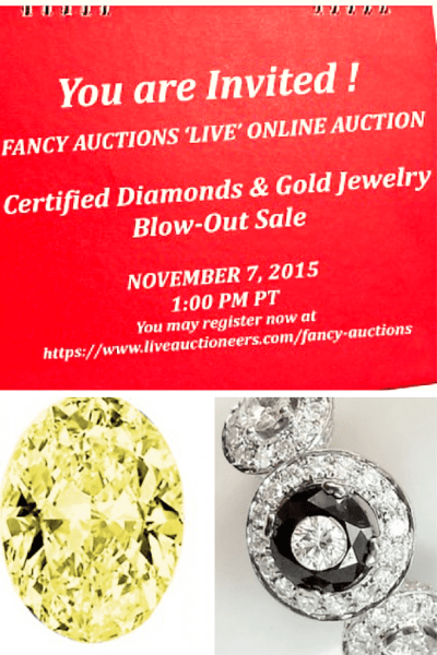 Fancy Auctions Online Auction, You Don't Want To Miss This!
