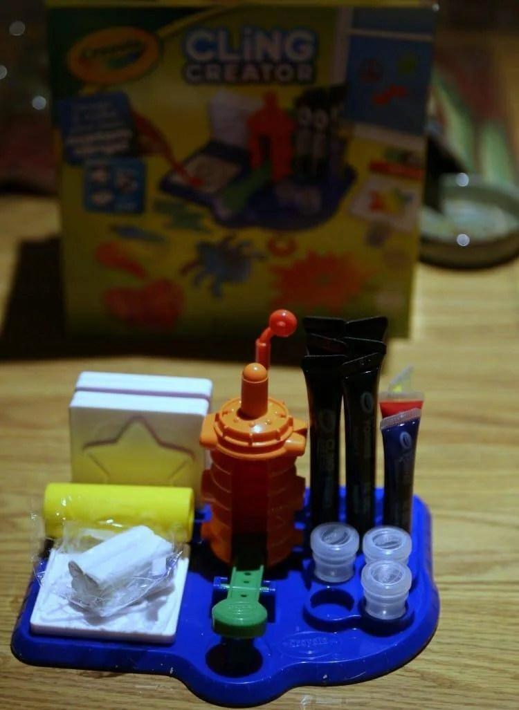 Crayola Cling Maker