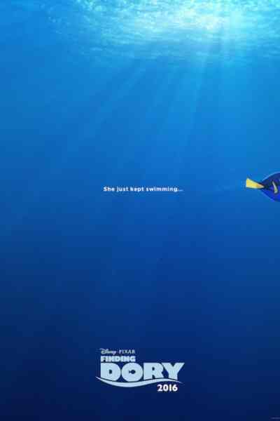 Disney•Pixar Finding Dory Exclusive Trailer