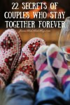 22 Secrets of Couples Who Stay Together Forever