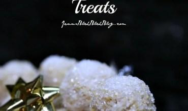 YUMMY Rice Krispy Snowballs!