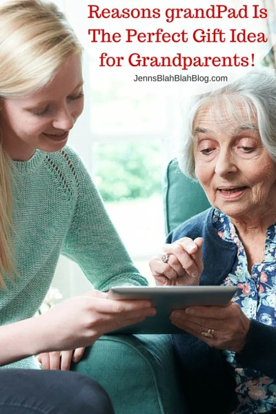 Reasons grandPad Is The Perfect Gift Idea for Grandparents!