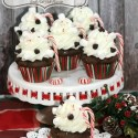 Delicious Homemade Hot Chocolate Cupcakes Recipe