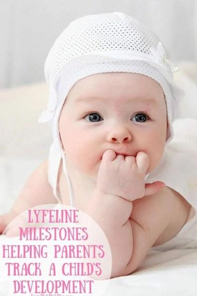 Lyfeline Milestones Helping Parents Track a Child's Development