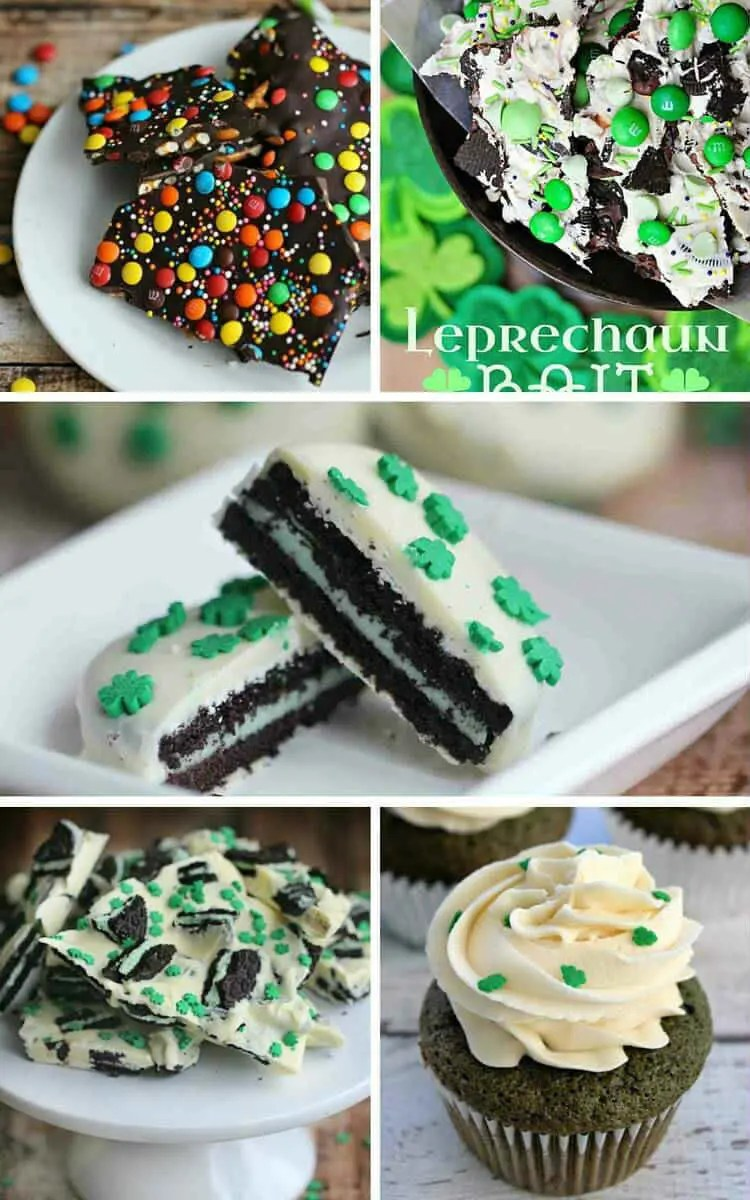 St. Patrick's Day Recipe Ideas