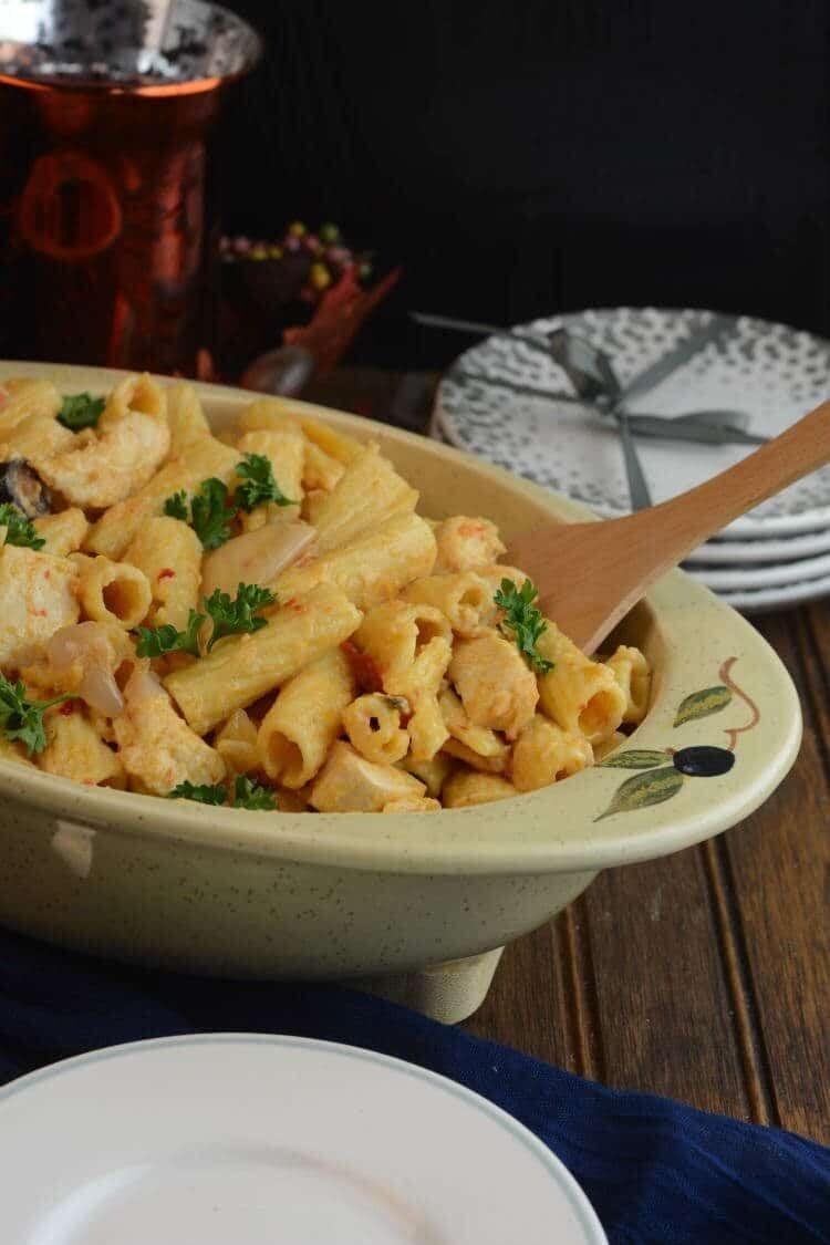 Chicken Riggies Recipe   Dinner Recipe Ideas for the Family