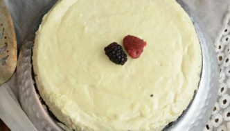 Instant Pot New York Cheesecake Recipe