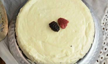Instant Pot New York Cheesecake Recipe