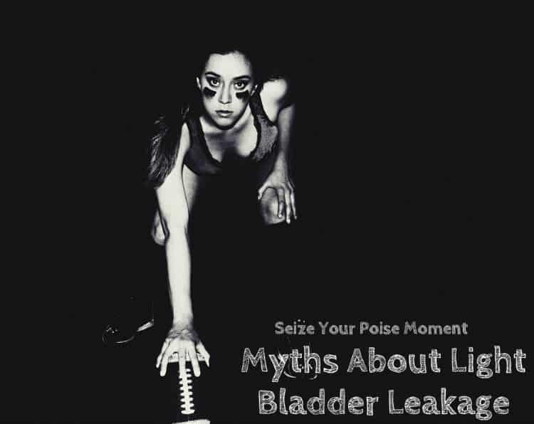 Myths About Light Bladder Leakage