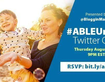 ABLE United Twitter Party