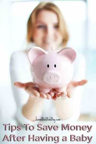 Tips To Save Money After Having a Baby
