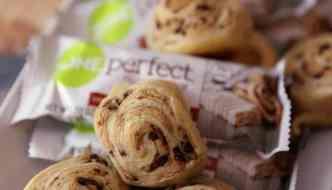 Mini Chocolate Chip Cookie Dough Crescent Rolls