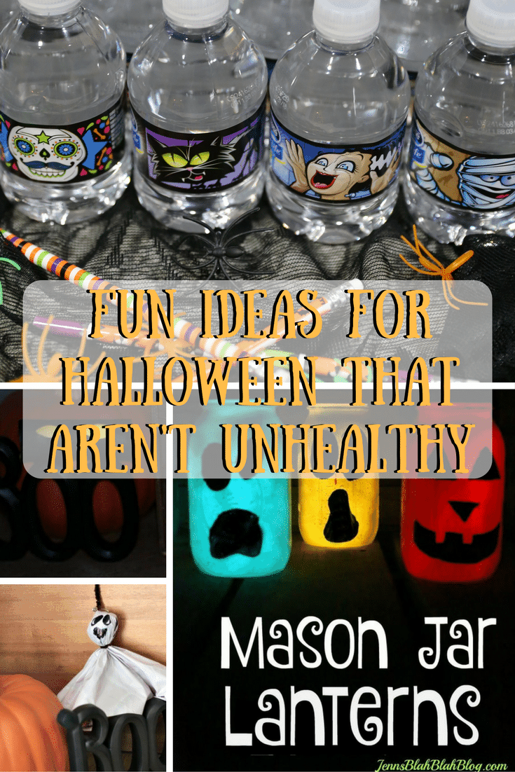 Fun Ideas for Halloween That Aren't Unhealthy