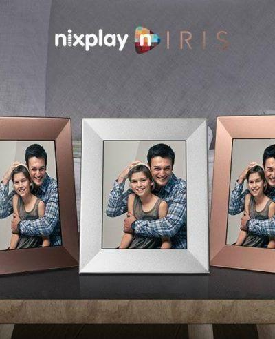 Nixplay Launches Their New Flagship Iris Frame, We Love It!