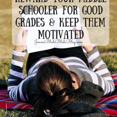 Rewards for Middle Schoolers That Keep Them Motivated