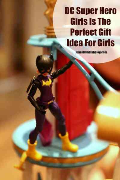DC Super Hero Girls Is The Perfect Gift Idea For Girls