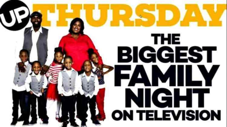 Thursday, the Biggest Family Night on Television! Growing Up McGhee