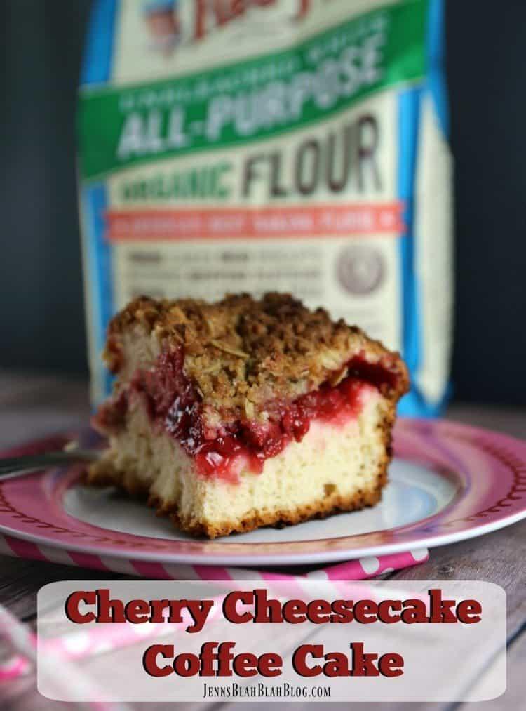 Cherry Cheesecake Coffee Cake Recipes