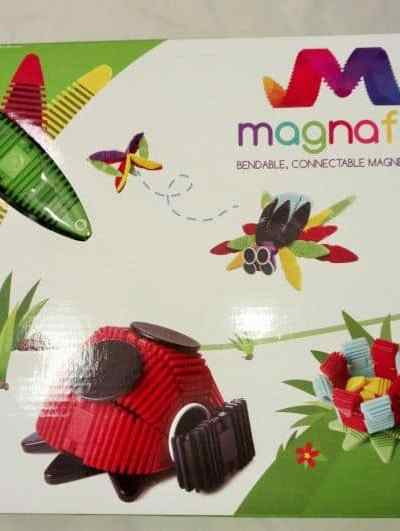 Magnaflex Toy Review