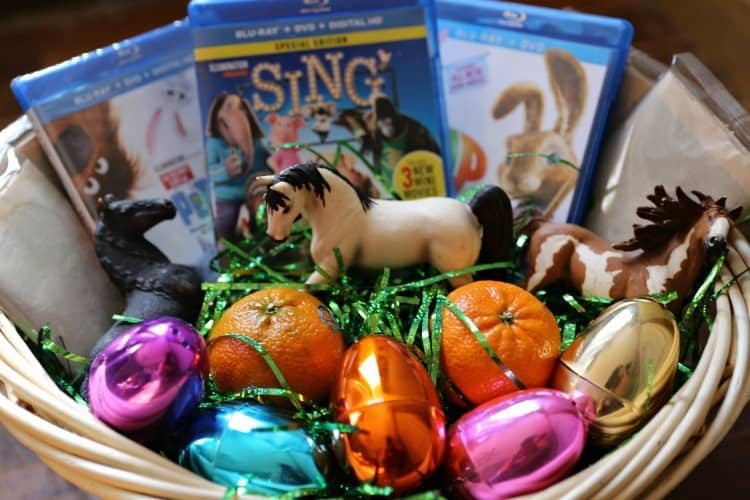 Movie Themed Easter Basket