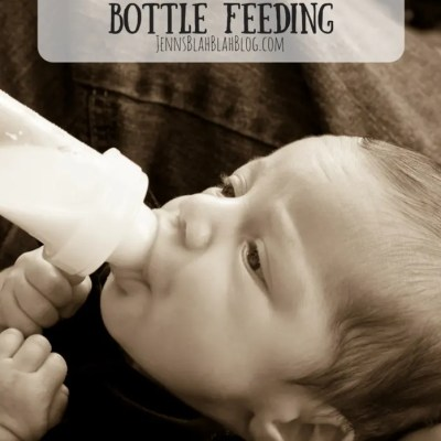 Tips for Bonding With Baby While Bottle Feeding