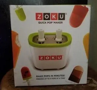Zoku Duo Quick Pop Maker Review