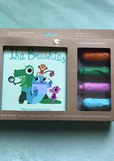 The Brushies Review +2 winners will win a Brushies Gift Set