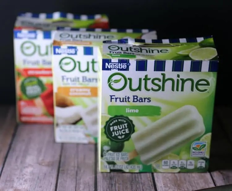 Outshine Fruit & Yogurt Bars