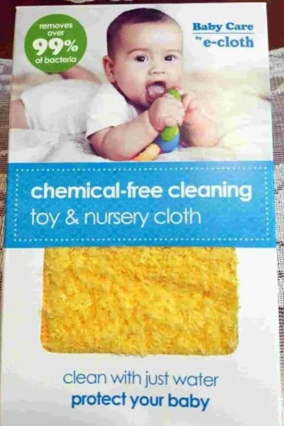 Reasons Why We Love The Baby Care e-Cloths!