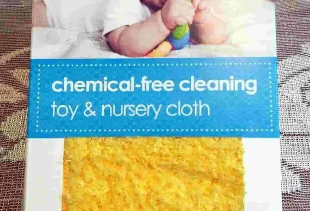 Reasons Why We Love The Baby Care e-Cloth!