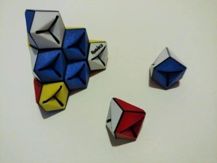 Rubik's Triamid - Winning Moves Games
