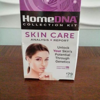 Unlock your Skin's Potential through Genetics with HomeDNA™ Skin Care