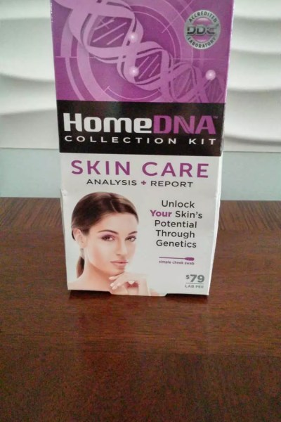 Maintaining Younger Looking Skin is Only a Swab Away with HomeDNA™ Skin Care