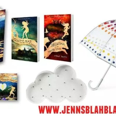 Win the Complete Serafina Series and More Giveaway