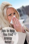 Tips to Help You Find Allergy Relief
