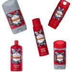 What Does One Do With All Their Empty Old Spice Containers?