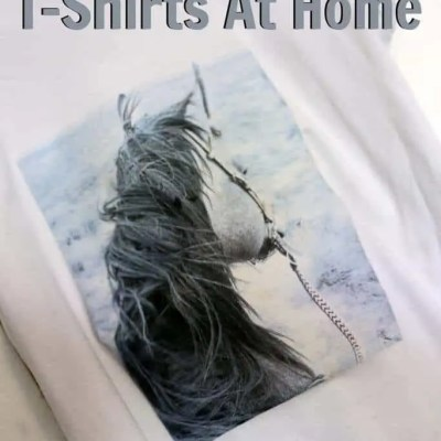 Easy DIY Custom T-Shirts At Home | Make Personalized T-Shirts at Home