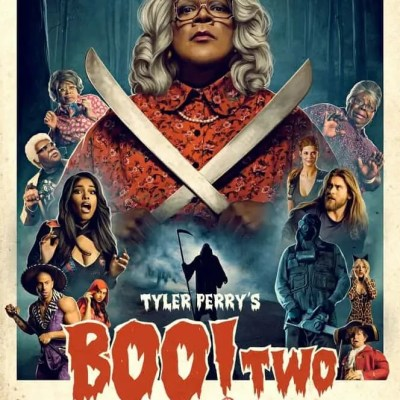 Tyler Perry's Boo 2! A Madea Halloween Giveaway