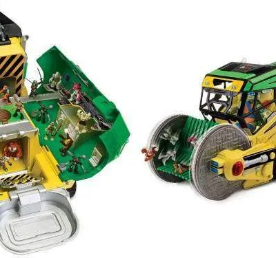 Give Great Gifts with Ben 10 and TMNT from Playmates Toys #giftguide