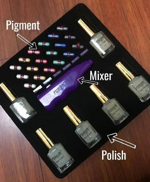 Make your own custom nail polish with Rungh + 50% off code ...