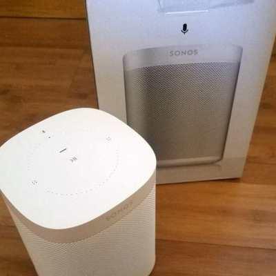 Reasons I'm Loving My Sonos Home Sound System Speaker
