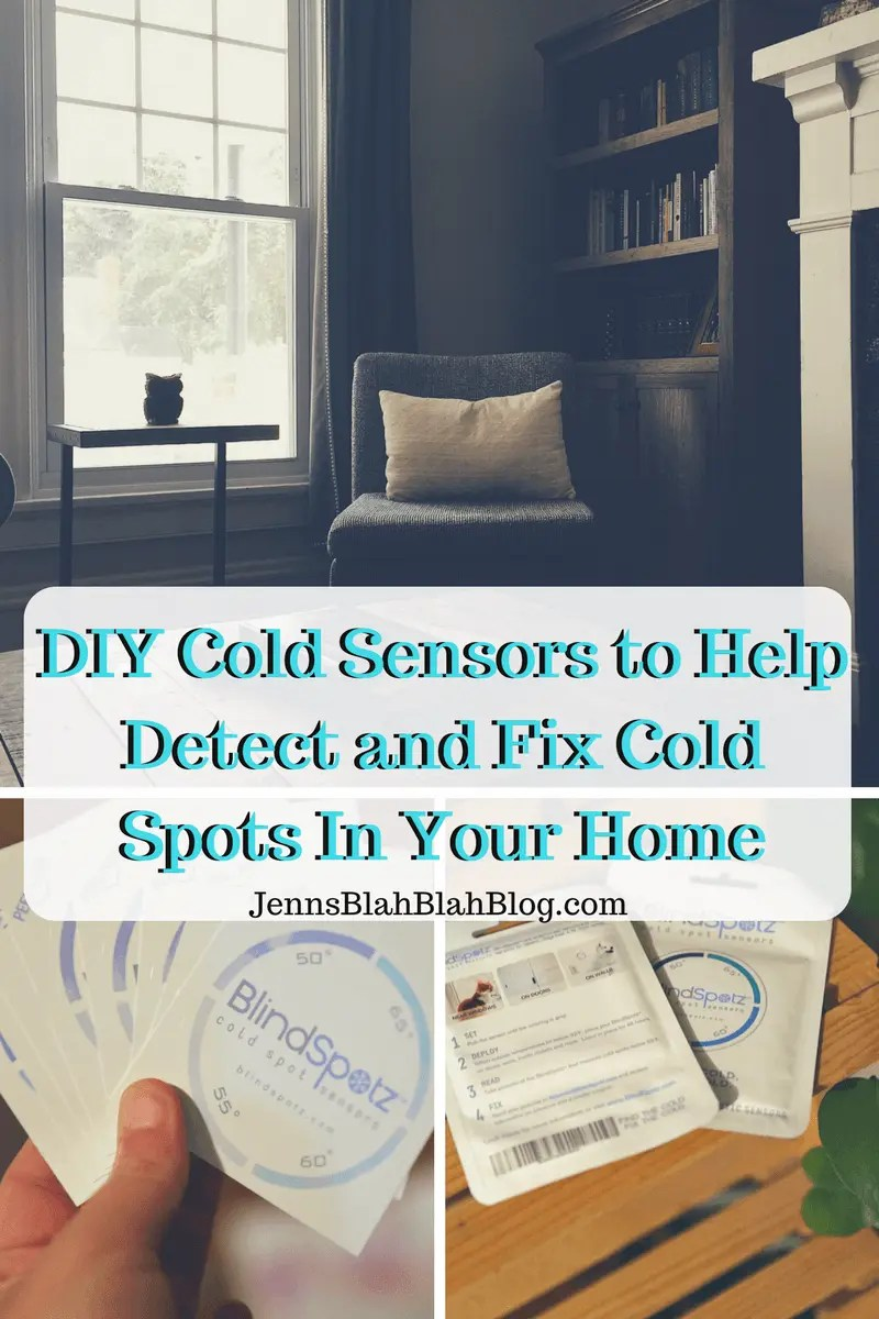 DIY Cold Sensors to Help Detect and Fix Cold Spots In Your Home
