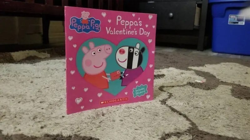 Who Is Ready For Valentineu0027s Day? This Week Valentineu0027s Falls On A  Wednesday, So Donu0027t Be Caught Unprepared. With Peppa Pig You Can Be More  Than Ready And ...