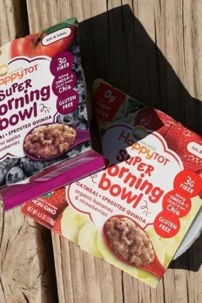 Easy Breakfast Option for Toddlers To Speed Up Your Morning Routine