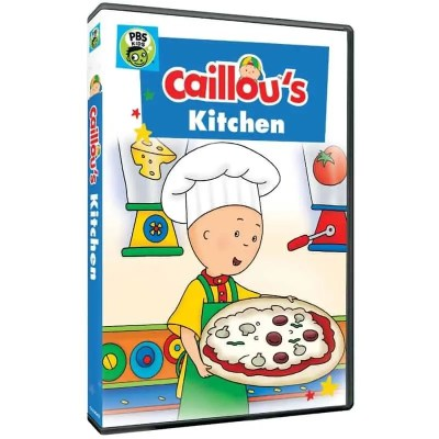 PBS Kids: Caillou's Kitchen! DVD Review
