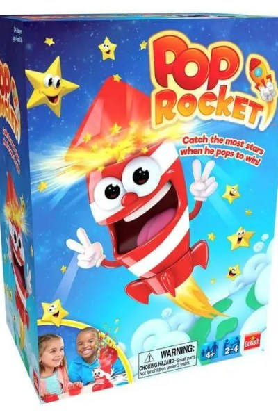 Add Excitement to Family Night With Goliath Games