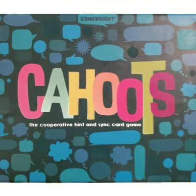 Cahoots – The Perfect Choice for Family Game Night