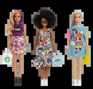 powerpuff girls mattel