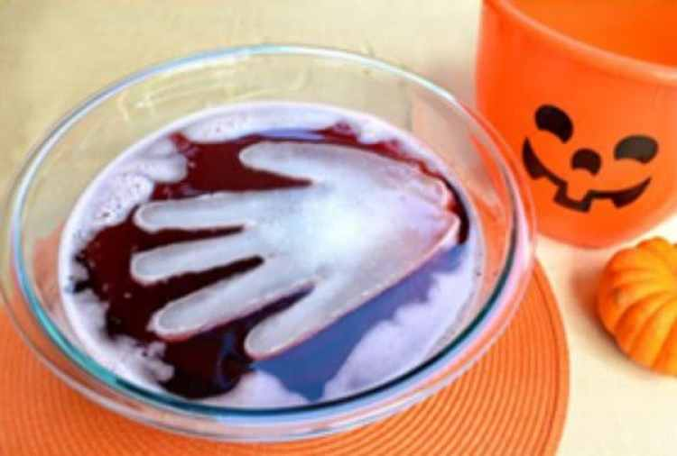Welch's Spooky Punch